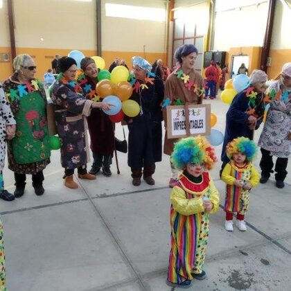 Carnaval 22 febrero 2020 en Boñar